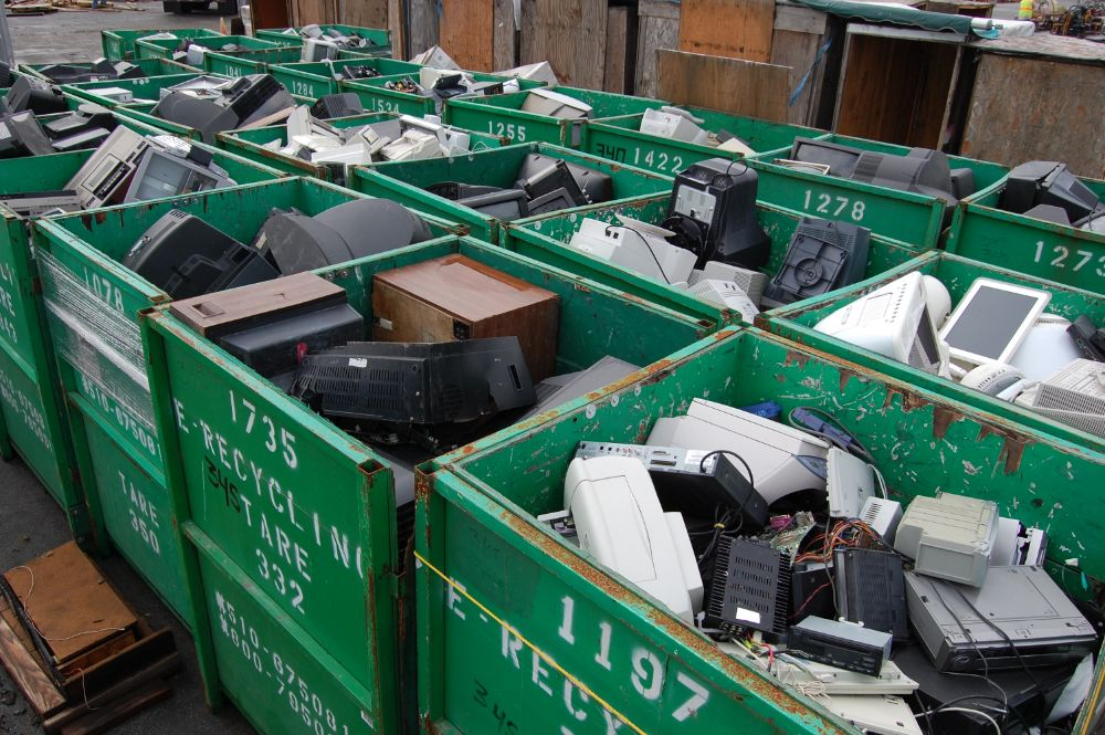 E-Waste-Recycling
